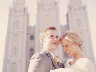 The wedding of Davis and Sydney 1