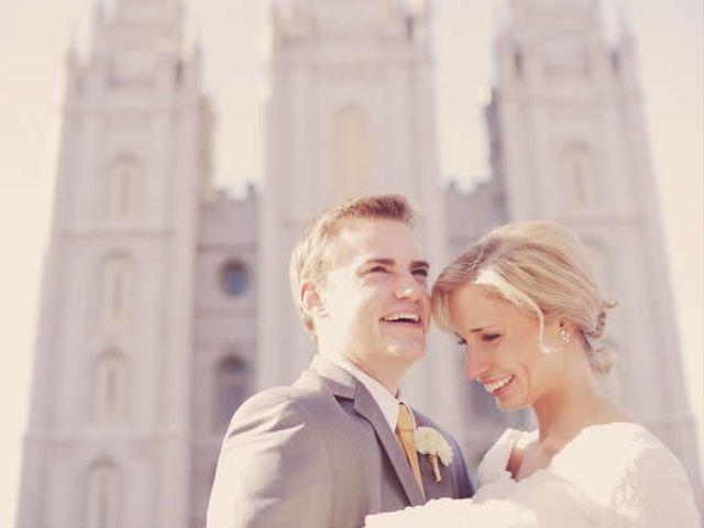 The wedding of Davis and Sydney