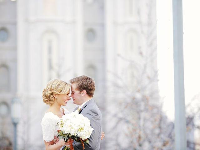 Sydney and Davis's Wedding in Salt Lake City, Utah 9