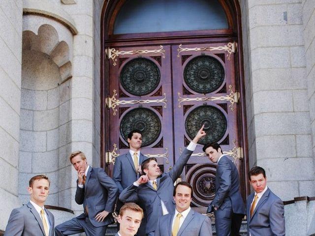 Sydney and Davis's Wedding in Salt Lake City, Utah 8