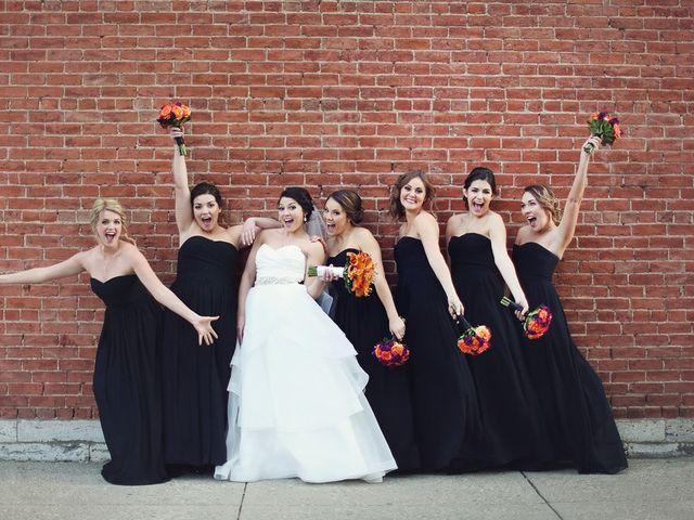Stephanie and Steve's Wedding in Cincinnati, Ohio 5