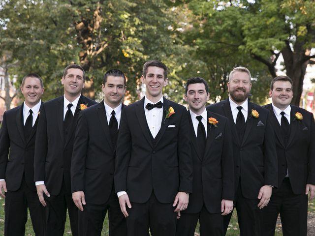Stephanie and Steve's Wedding in Cincinnati, Ohio 8