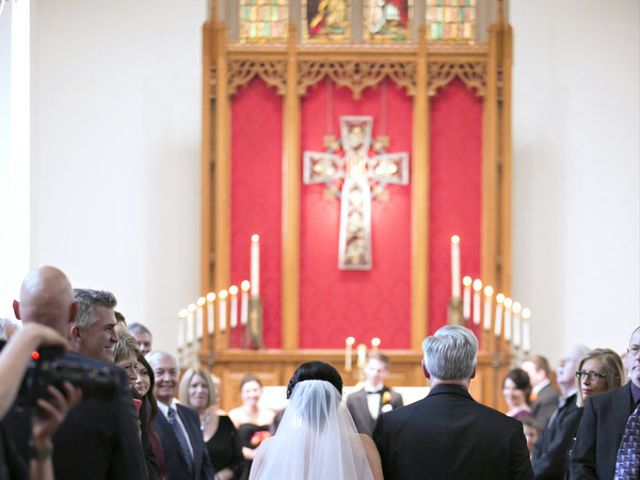 Stephanie and Steve's Wedding in Cincinnati, Ohio 9