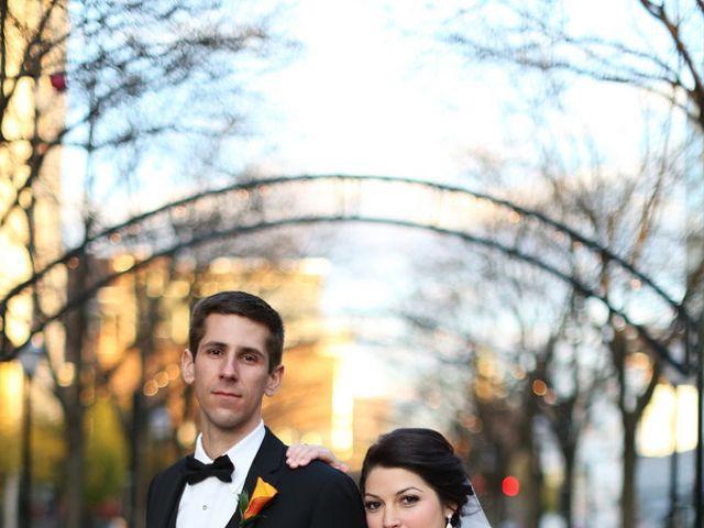 Stephanie and Steve's Wedding in Cincinnati, Ohio 13