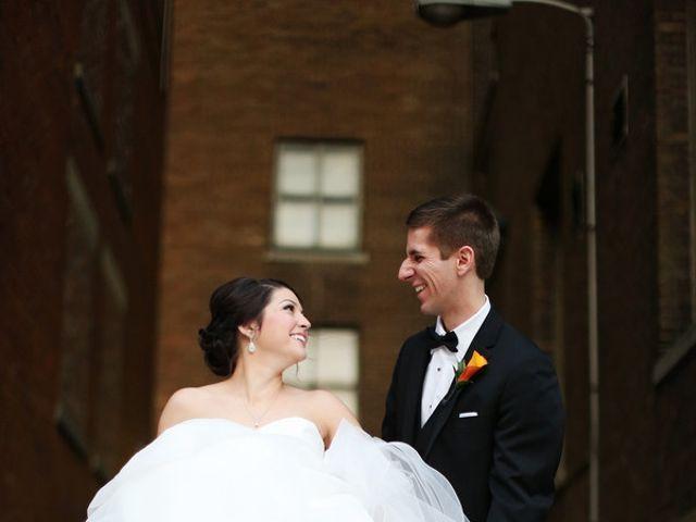Stephanie and Steve's Wedding in Cincinnati, Ohio 14