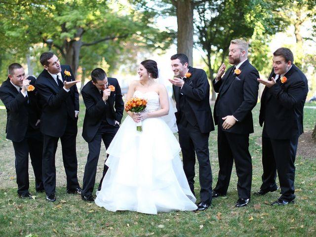 Stephanie and Steve's Wedding in Cincinnati, Ohio 15