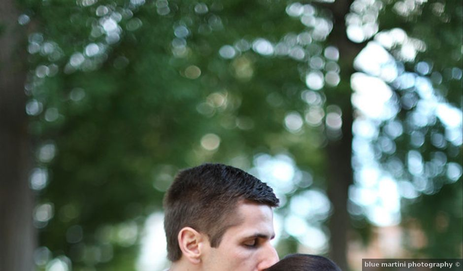 Stephanie and Steve's Wedding in Cincinnati, Ohio