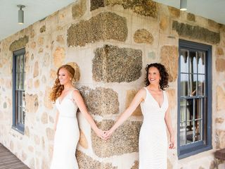 The wedding of Mary and Jessie 2