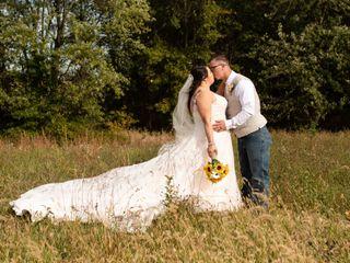 The wedding of Amber and Richard