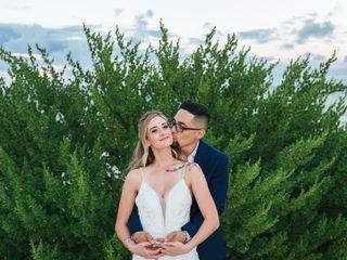 The wedding of Karley and Chris