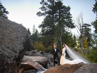 The wedding of Tiche and Mason 2