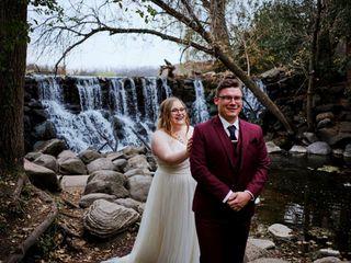 The wedding of Ryan and Amy