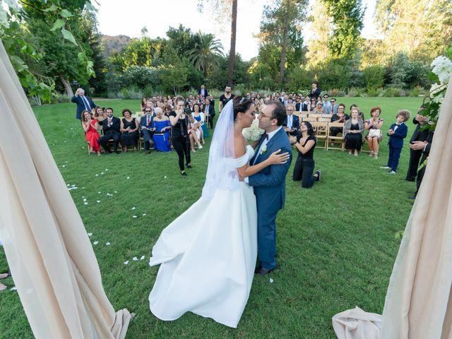 Milad and Olga's Wedding in Malibu, California 8