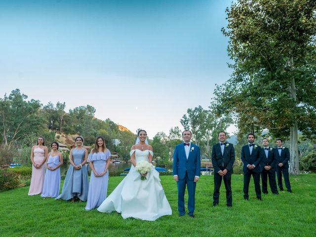 Milad and Olga's Wedding in Malibu, California 9