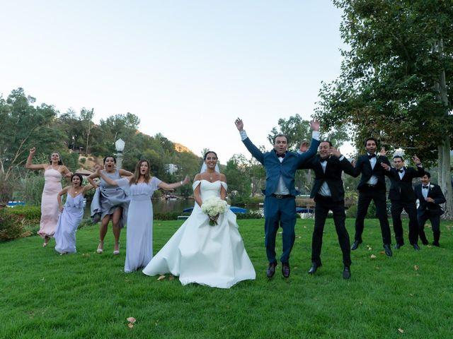 Milad and Olga's Wedding in Malibu, California 10