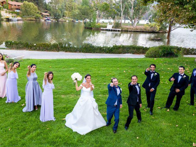 Milad and Olga's Wedding in Malibu, California 14