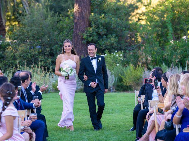 Milad and Olga's Wedding in Malibu, California 15
