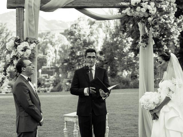 Milad and Olga's Wedding in Malibu, California 16