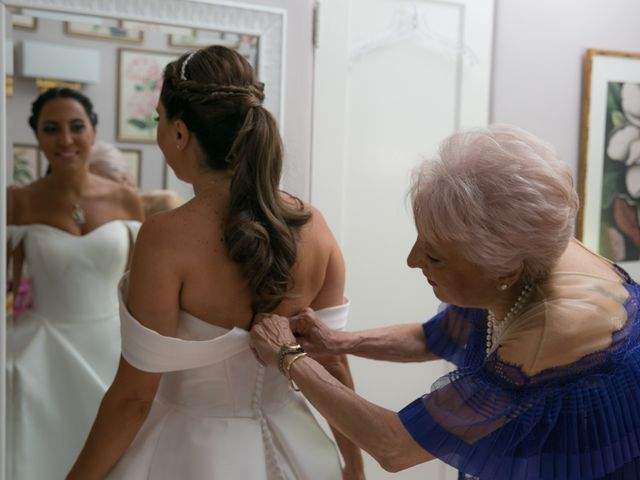 Milad and Olga's Wedding in Malibu, California 22