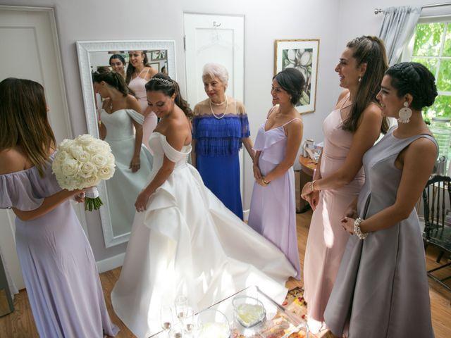 Milad and Olga's Wedding in Malibu, California 23