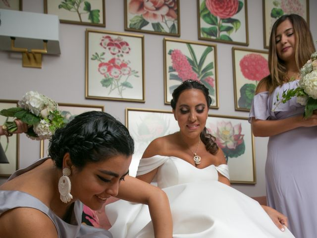 Milad and Olga's Wedding in Malibu, California 24