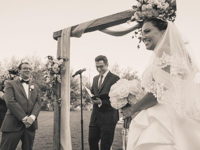 Milad and Olga's Wedding in Malibu, California 28