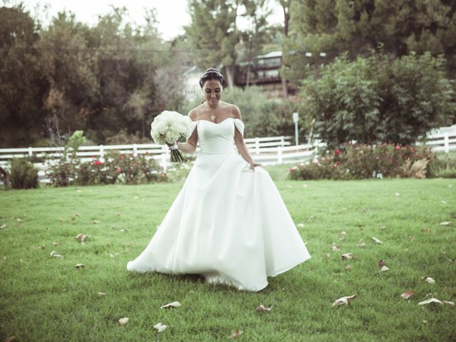 Milad and Olga's Wedding in Malibu, California 29