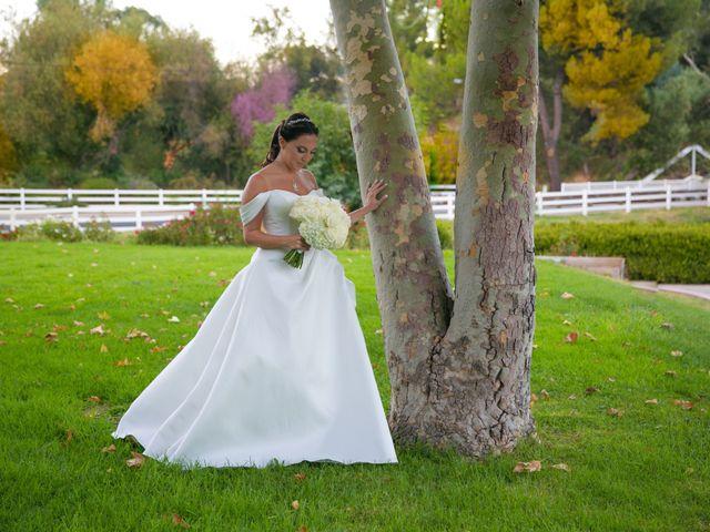 Milad and Olga's Wedding in Malibu, California 30
