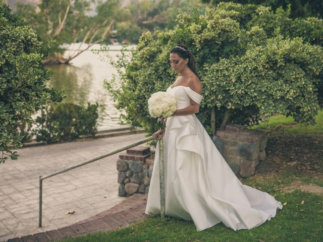 Milad and Olga's Wedding in Malibu, California 31