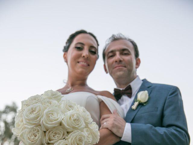 Milad and Olga's Wedding in Malibu, California 34