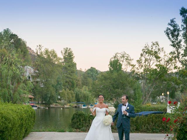 Milad and Olga's Wedding in Malibu, California 35