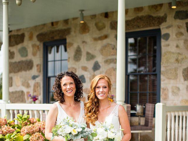 Jessie and Mary's Wedding in Newport, Rhode Island 1