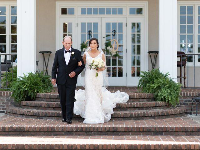 Carson and Kiely's Wedding in Pawleys Island, South Carolina 34