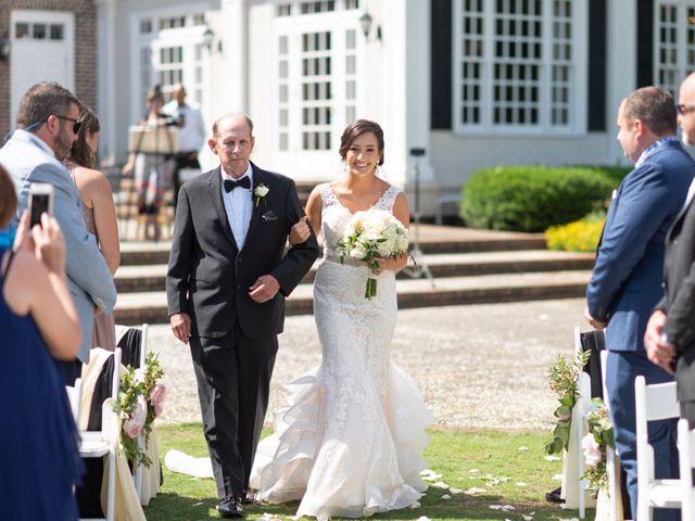 Carson and Kiely's Wedding in Pawleys Island, South Carolina 36