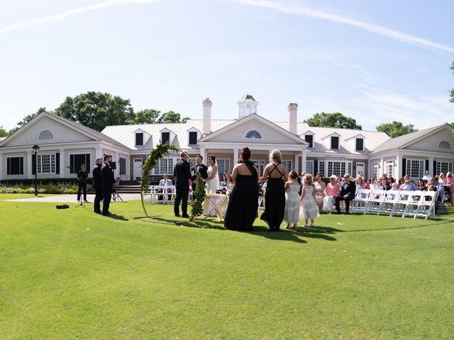 Carson and Kiely's Wedding in Pawleys Island, South Carolina 43