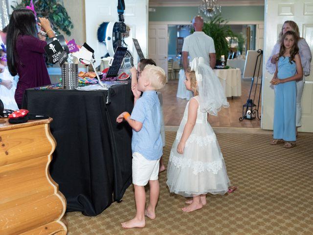 Carson and Kiely's Wedding in Pawleys Island, South Carolina 83