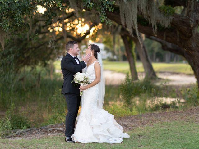 Carson and Kiely's Wedding in Pawleys Island, South Carolina 102