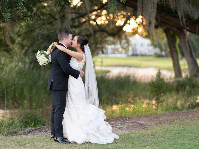 Carson and Kiely's Wedding in Pawleys Island, South Carolina 105