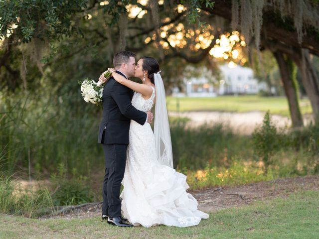 Carson and Kiely's Wedding in Pawleys Island, South Carolina 2