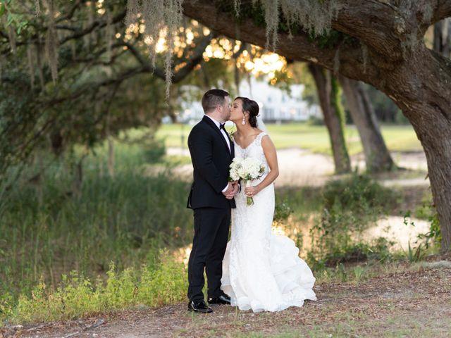 Carson and Kiely's Wedding in Pawleys Island, South Carolina 107
