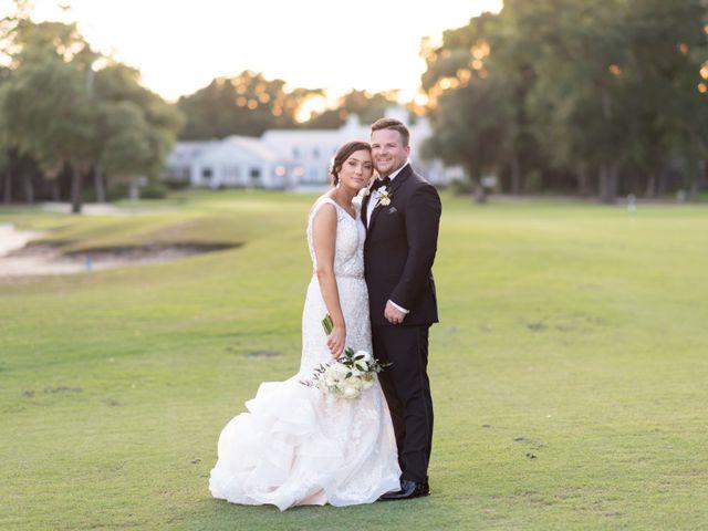 Carson and Kiely's Wedding in Pawleys Island, South Carolina 108