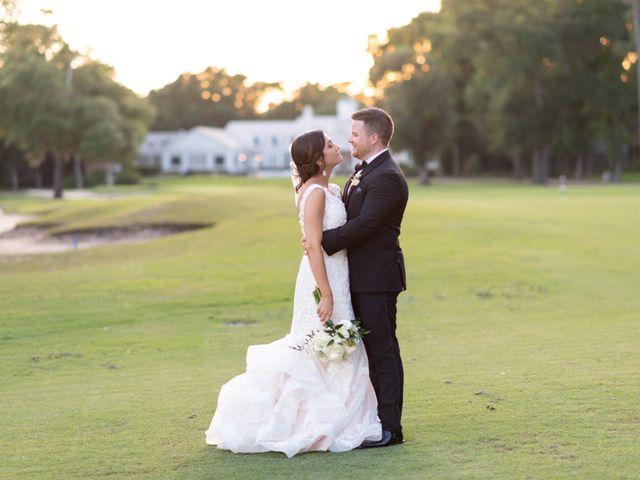 Carson and Kiely's Wedding in Pawleys Island, South Carolina 109