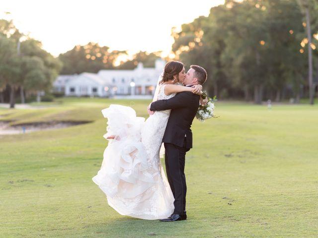 Carson and Kiely's Wedding in Pawleys Island, South Carolina 111