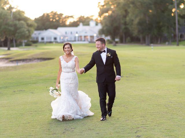 Carson and Kiely's Wedding in Pawleys Island, South Carolina 112