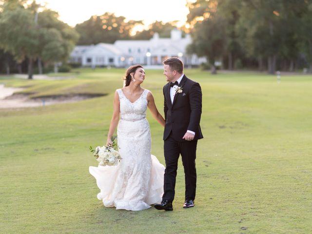 Carson and Kiely's Wedding in Pawleys Island, South Carolina 113