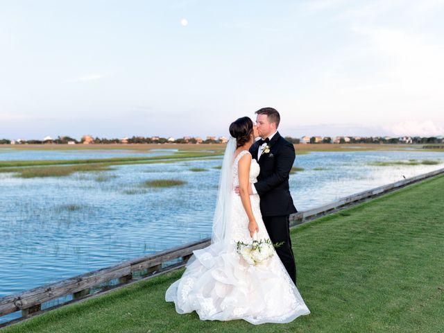 Carson and Kiely's Wedding in Pawleys Island, South Carolina 114