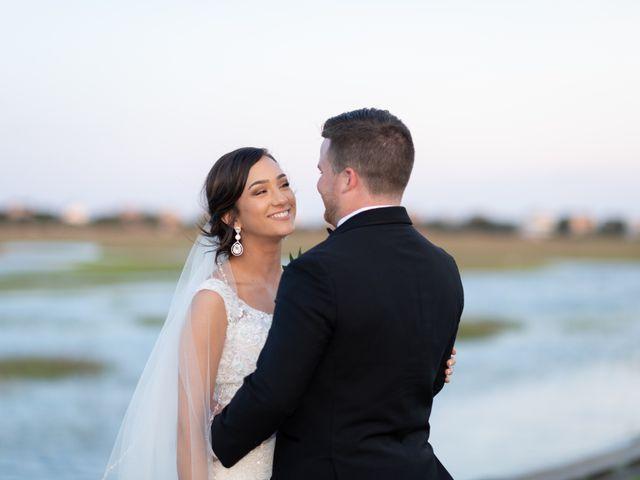 Carson and Kiely's Wedding in Pawleys Island, South Carolina 116
