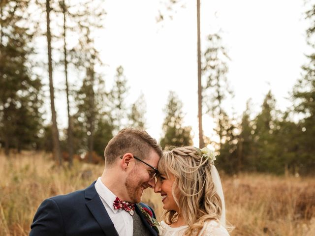 Andrew and Jessica's Wedding in Spokane, Washington 3