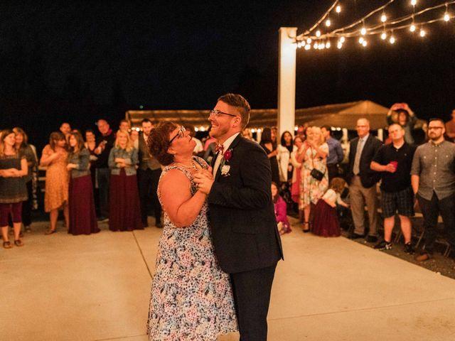 Andrew and Jessica's Wedding in Spokane, Washington 16
