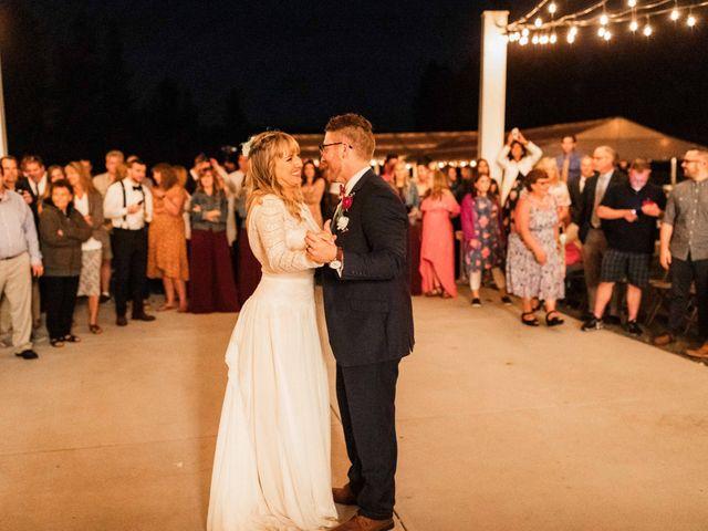 Andrew and Jessica's Wedding in Spokane, Washington 19